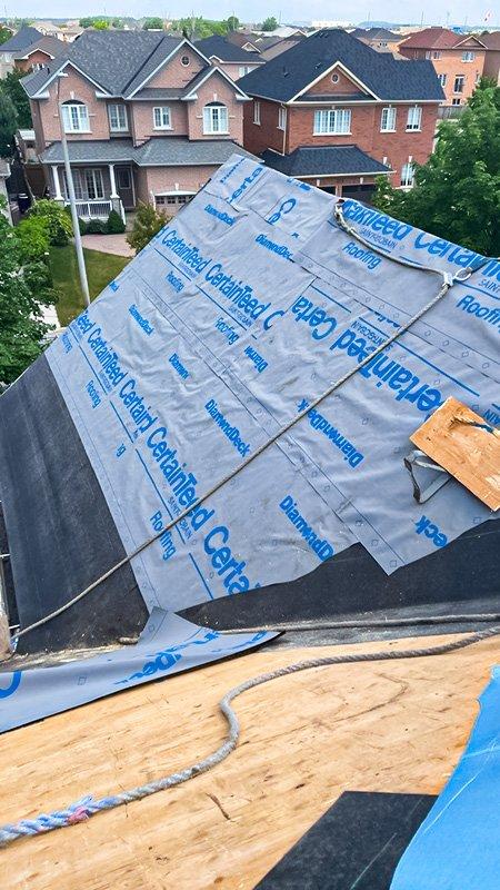 shingle roofing contractor toronto