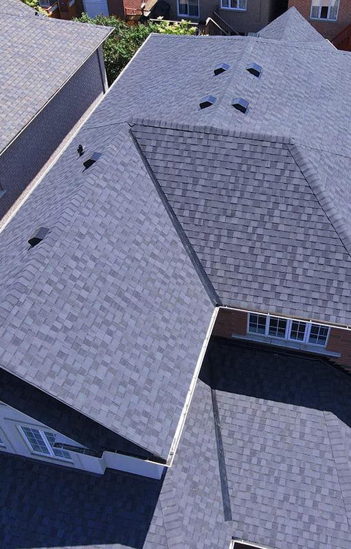 shingle roofing mississauga
